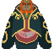 Ganondorf  by SteampunkStein