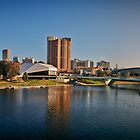 Adelaide City Pano by Clintpix