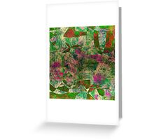 1473 Abstract Thought Greeting Card