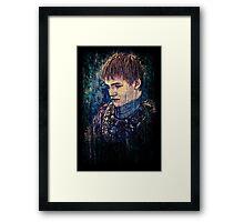 Joffrey Baratheon Framed Print