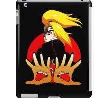Powerful mouth iPad Case/Skin
