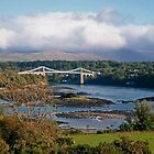 Menai in Autumn by AnnDixon