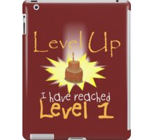Level Up iPad Case/Skin