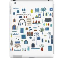 Morocco Sketch iPad Case/Skin
