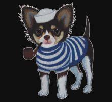 Sailor Chihuahua Kids Clothes
