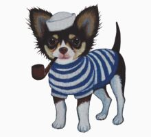Sailor Chihuahua Kids Clothes