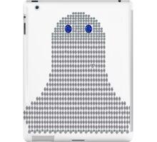 Blue-eyed Boo iPad Case/Skin