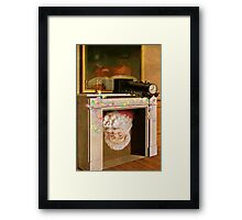 Time Transfixed for Santa Claus Framed Print