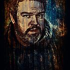 Hodor by David Atkinson