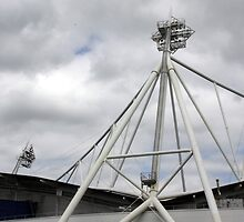 Bolton Wanderers - Lighting Up The World by footypix