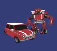 Mini Transformer by MrTWilson