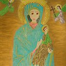 Our Lady of Perpetual Help by DebiCady