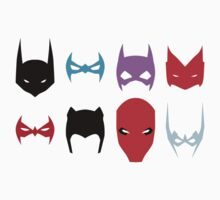 Bat Family Kids Clothes