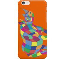 Geo-Rhino iPhone Case/Skin