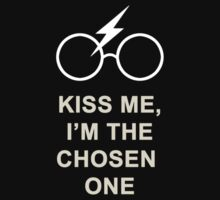 Harry Potter: Kiss Me I'm The Chosen One by TheSims1991