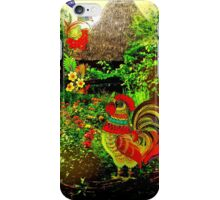 Ukrainian fairytale  iPhone Case/Skin