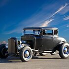 1931 Ford 'Ain't no Chicken' Coupe by DaveKoontz