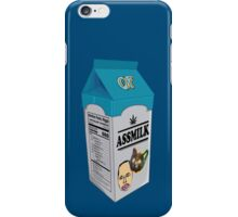 "Odd Future - ""AssMilk"" iPhone Case/Skin"