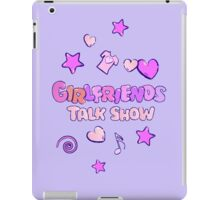 Girlfriends Talk Show iPad Case/Skin