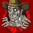 Heeeere's Zombie Rick! by ccourts86