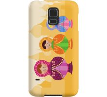 Matrioskas 2 (Russian dolls 2) Samsung Galaxy Case/Skin