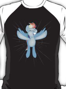 Rainbow Crash T-Shirt