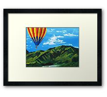 Only.........One Way In........&......Only........One Way Out............ Framed Print