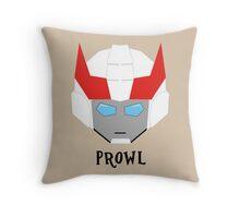 Prowl Throw Pillow