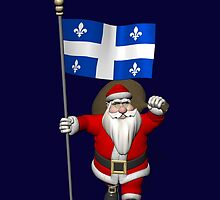Santa Claus Visiting Quebec by Mythos57