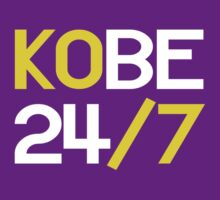 Kobe 24/7 by BeinkVin
