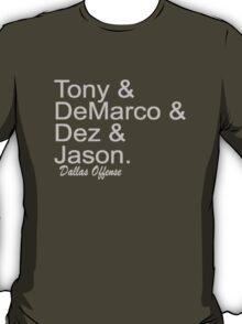 Dallas Offense T-Shirt