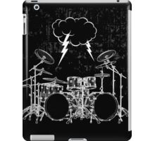 Drums #4 iPad Case/Skin