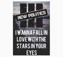 New Politics - Tonight You're Perfect by scruffy1b