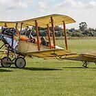 BE.2c Replica 347 G-AWYI by Colin Smedley