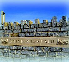 John Fowles Path by Charmiene Maxwell-batten