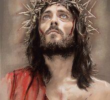 Jesus Of Nazareth by MelannieD