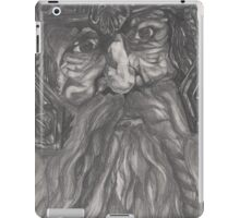 Dwarf Beard iPad Case/Skin