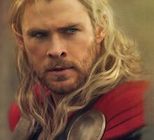 Thor II by LindaMarieAnson