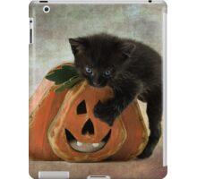 Halloween Blacky  iPad Case/Skin
