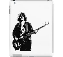 John Paul Jones Led Zeppelin iPad Case/Skin