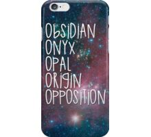 The Lux Series - Galaxy iPhone Case/Skin