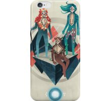 The Guardians iPhone Case/Skin