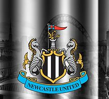 NUFC by Davantmay