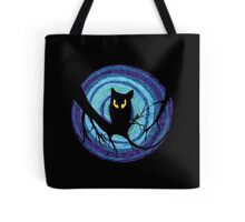 time for child stories: the EVIL OWL Tote Bag