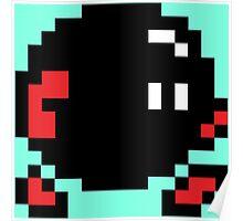 8 Bit OG Bomb Poster