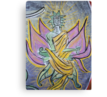 Astral Angel • August 2004 Canvas Print