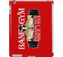 BANE'S GYM iPad Case/Skin