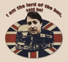 I am the Lord of the Bus, Said He! Peep Show by Keighcei