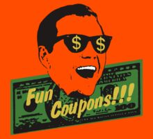 Fun Coupons! The Wolf of Wall Street Kids Clothes