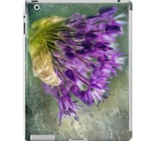 Allium Blossoms iPad Case/Skin